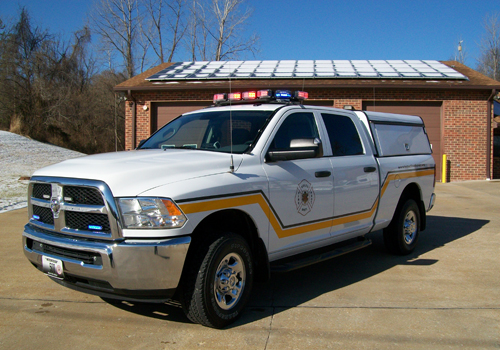 500  Fire Chief Vehicle