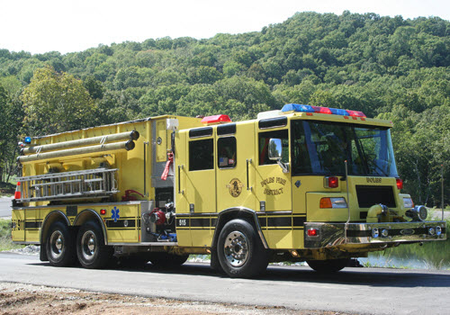 513 3000 Gallon Tanker/ Pumper